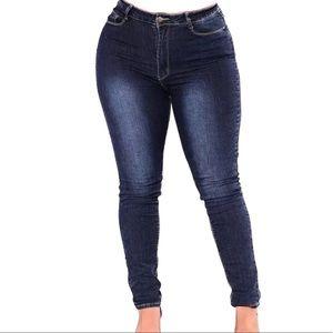 Distressed Stretch Denim Jegging Skinny Jean 15